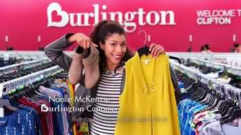 Burlington TV Spot, \'Make Burlington Your Fall Headquarters\'