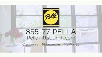 Pella Integrated Roll Screen TV Spot, 'Re-Imagined the Screen Again: 50 Percent Off Installation' - Thumbnail 7