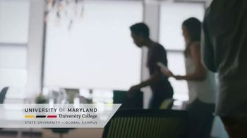 University of Maryland University College TV Spot, 'Hustle: No Application Fee' - Thumbnail 1