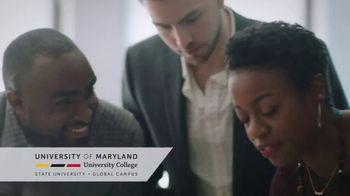 University of Maryland University College TV Spot, 'Hustle: No Application Fee' - Thumbnail 2