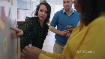 University of Maryland University College TV Spot, 'Hustle: No Application Fee'