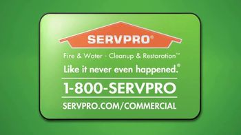 SERVPRO TV Spot, 'Your Business' - Thumbnail 9