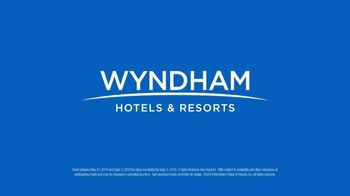 Wyndham Worldwide TV Spot, '10 Minutes From a Wyndham: Save 20 Percent' - Thumbnail 10