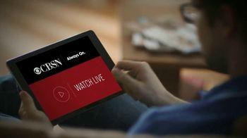 CBSN App TV Spot, 'Then You Click'