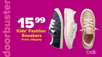 Belk Days TV Spot, 'Doorbusters: Nike, Under Armour, Sneakers and Backpacks' - Thumbnail 5