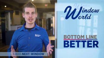 Window World TV Spot, 'Bottom Line Better' - Thumbnail 3