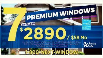 Window World TV Spot, 'Bottom Line Better' - Thumbnail 6