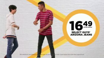 JCPenney The Bus Stops Here Sale TV Spot, 'Extra 25 Percent Off: Mini Skirts, Jeans and Bras' - Thumbnail 7