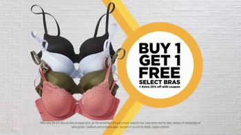 JCPenney The Bus Stops Here Sale TV Spot, 'Extra 25 Percent Off: Mini Skirts, Jeans and Bras' - Thumbnail 8