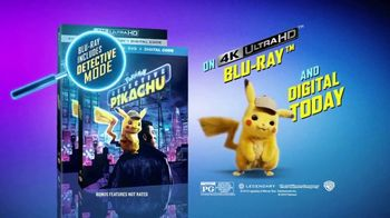 Pokémon Detective Pikachu Home Entertainment TV Spot - Thumbnail 7