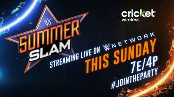 WWE Network TV Spot, 'Summer Slam' - Thumbnail 6