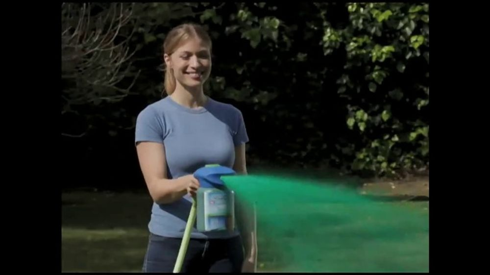 Hydro Mousse Liquid Lawn Seeder TV Commercial, 'Twice the Coverage'