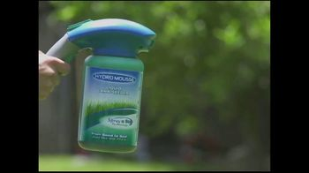 Hydro Mousse Liquid Lawn Seeder TV Spot, 'Twice the Coverage' - Thumbnail 3