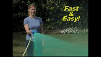 Hydro Mousse Liquid Lawn Seeder TV Spot, 'Twice the Coverage' - Thumbnail 4