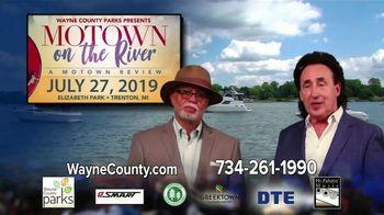 Wayne County, Michigan TV Spot, 'Motown on the Rivier' - Thumbnail 5