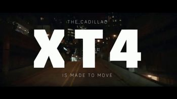 Cadillac Made to Move Sales Event TV Spot, 'Made for Summer: XT4' Song by French 79 [T2] - Thumbnail 1