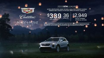 Cadillac Made to Move Sales Event TV Spot, 'Made for Summer: XT4' Song by French 79 [T2] - Thumbnail 6