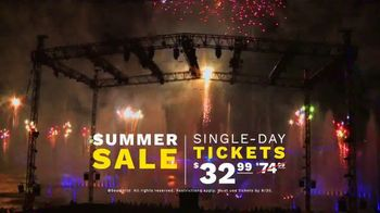 SeaWorld San Antonio Summer Sale TV Spot, 'Thrilling' - Thumbnail 5