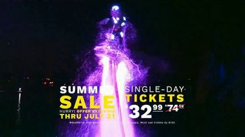 SeaWorld San Antonio Summer Sale TV Spot, 'Thrilling' - Thumbnail 7