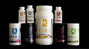 Ryse Supplements TV Spot, 'Achieving Greatness' - Thumbnail 5