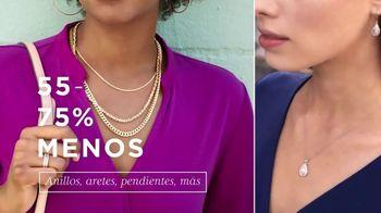 Macy's La Venta de Un Día TV Spot, 'Ofertas del día: joyería, electrodomésticos y almohadas' [Spanish] - Thumbnail 2