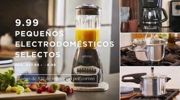 Macy's La Venta de Un Día TV Spot, 'Ofertas del día: joyería, electrodomésticos y almohadas' [Spanish] - Thumbnail 4