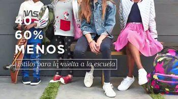 Macy's La Venta de Un Día TV Spot, 'Estilos para la vuelta a la escuela' [Spanish] - Thumbnail 2