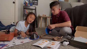 KiwiCo TV Spot, 'Curiosity Builds'