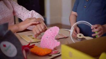 KiwiCo TV Spot, 'Curiosity Builds' - Thumbnail 8