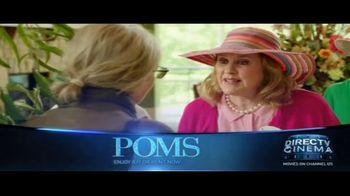DIRECTV Cinema TV Spot, 'Poms' - Thumbnail 2