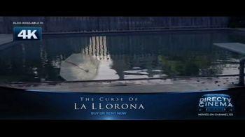 DIRECTV Cinema TV Spot, 'The Curse of La Llorona' - Thumbnail 3