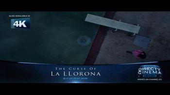 DIRECTV Cinema TV Spot, 'The Curse of La Llorona' - Thumbnail 4