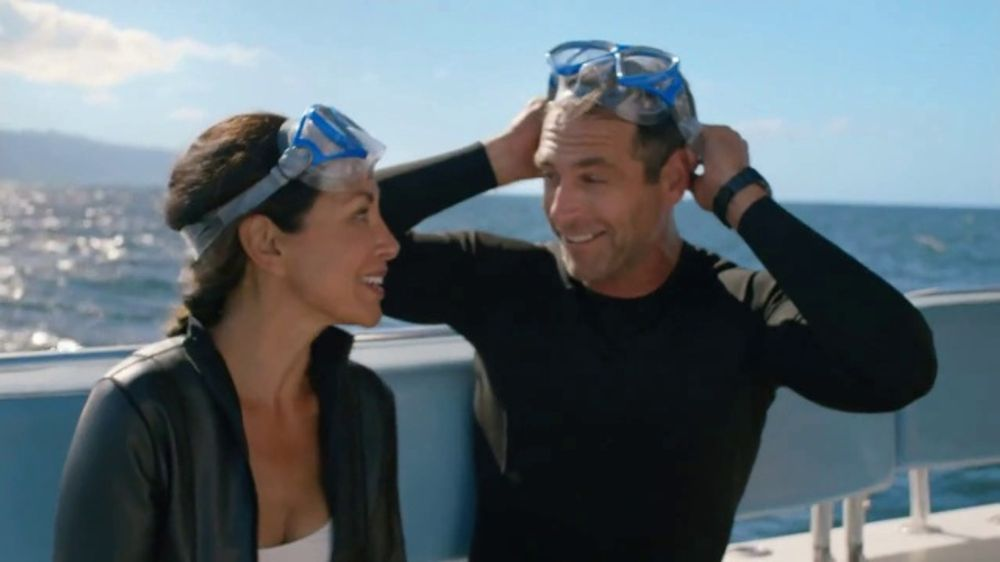 Princess Cruises TV Commercial, 'Dive In: San Francisco to Hawaii'