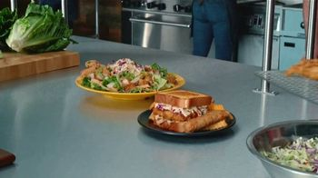 Zaxby's Zensation TV Spot, 'Introducing the New Zensation Fillet Sandwich' - Thumbnail 4
