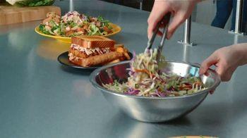 Zaxby's Zensation TV Spot, 'Introducing the New Zensation Fillet Sandwich' - Thumbnail 6