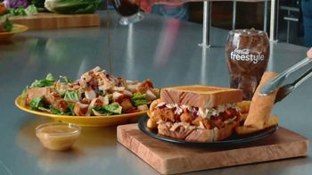 Zaxby's Zensation TV Spot, 'Introducing the New Zensation Fillet Sandwich'