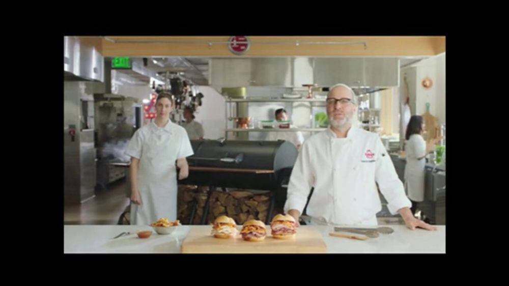 Arby's Bourbon BBQ Sandwiches TV Commercial, 'Fire Alarm'