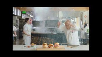 Arby's Bourbon BBQ Sandwiches TV Spot, 'Fire Alarm' - Thumbnail 1