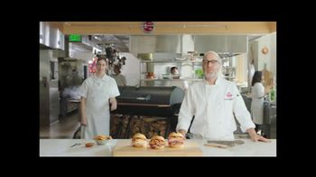 Arby's Bourbon BBQ Sandwiches TV Spot, 'Fire Alarm'