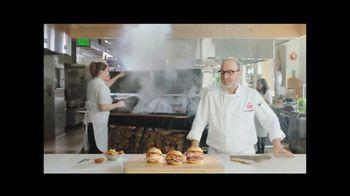 Arby's Bourbon BBQ Sandwiches TV Spot, 'Fire Alarm' - Thumbnail 9