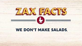 Zaxby's Zalads TV Spot, 'Zax Facts: We Don't Make Salads' - Thumbnail 2