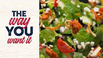Zaxby's Zalads TV Spot, 'Zax Facts: We Don't Make Salads' - Thumbnail 5