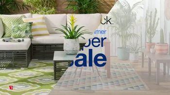 Overstock.com End of Summer Super Sale TV Spot, 'Summer's Top Sellers'