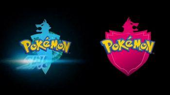 Pokémon Sword and Pokémon Shield TV Spot, 'Never Before Seen Pokemon' - Thumbnail 3