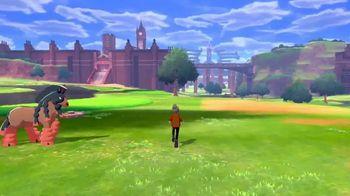 Pokémon Sword and Pokémon Shield TV Spot, 'Never Before Seen Pokemon' - Thumbnail 6