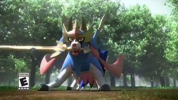 Pokémon Sword and Pokémon Shield TV Spot, 'Never Before Seen Pokemon' - Thumbnail 8