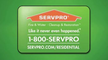 SERVPRO TV Spot, 'With Your Home' - Thumbnail 9