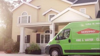 SERVPRO TV Spot, 'With Your Home' - Thumbnail 7