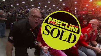 Mecum Auctions TV Spot, 'Live and In Person' - Thumbnail 6