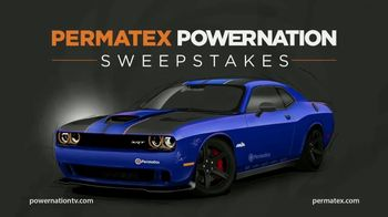 Permatex Power Nation Sweepstakes TV Spot, '2019 Dodge Challenger'